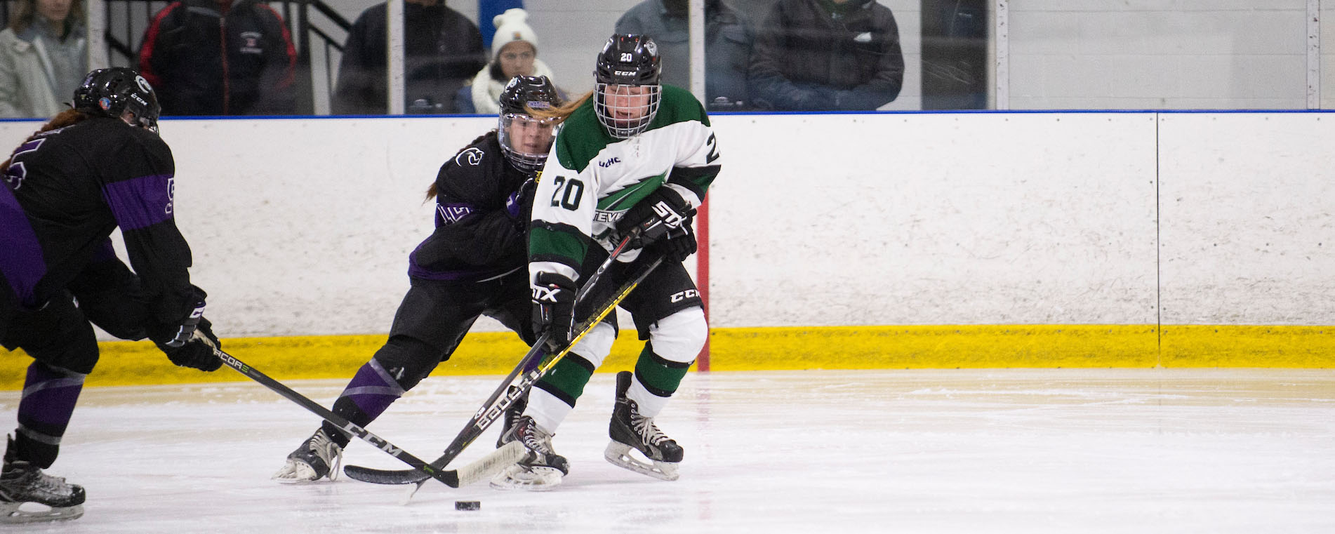 Wittman Nets Lone Goal in Mustangs Non-Conference Loss at Nichols