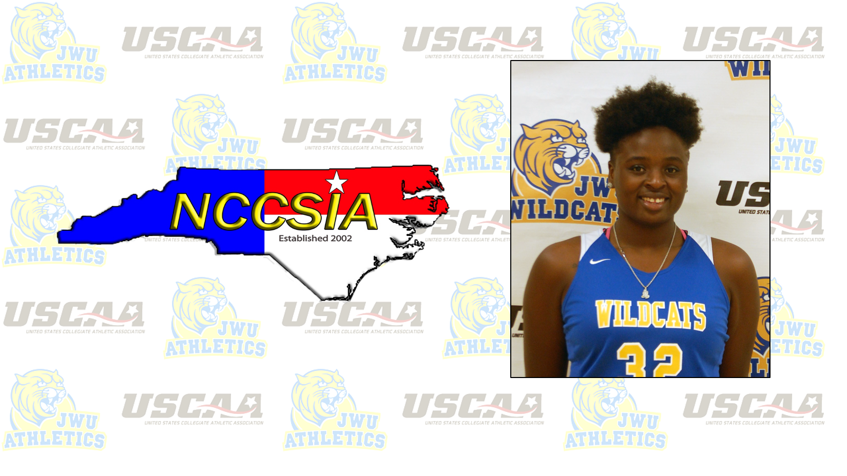 Hankerson Named to NCCSIA All-State Team
