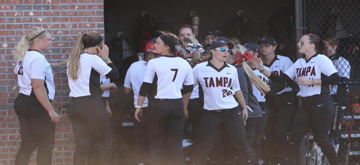 Tampa Drops Doubleheader to No. 4 Lions