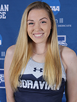Women's Track Athlete of the Week - Aimee Badmann, Moravian