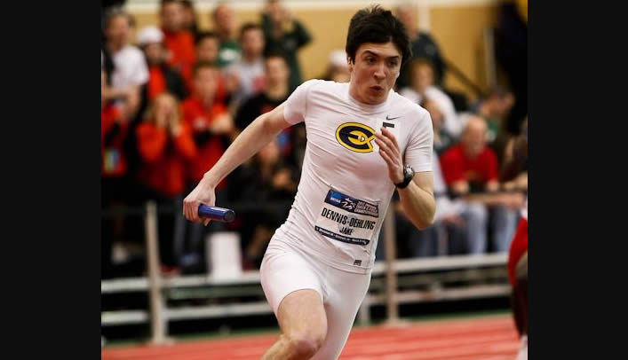 400-Meter Men Shine Brightly for Blugolds