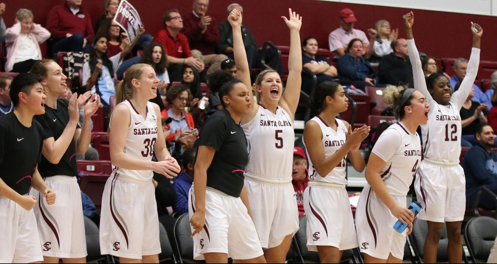 Balanced Attack Leads Women's Basketball Past San Francisco