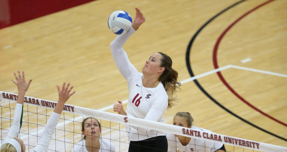 Volleyball Hosts Top Two League Teams This Weekend