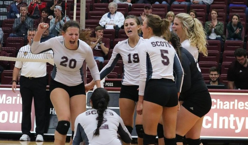 Volleyball Gets Two More Wins at the Buc Blast Tournament