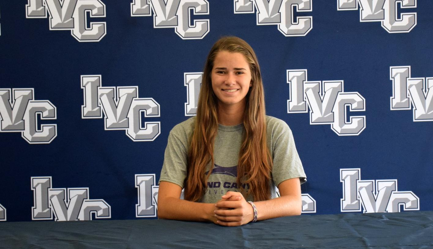 Beach volleyball player Alyssa Vortouni off to Grand Canyon