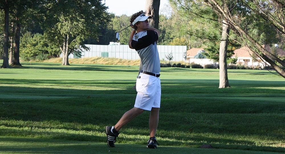 Blakely Shoots Even-Par 70 to Open Wright State Invitational