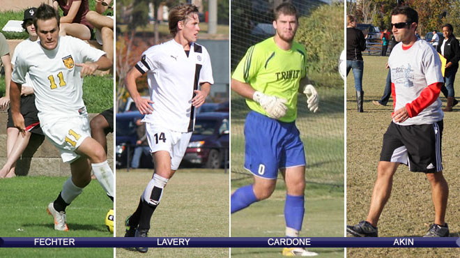 Colorado College's Fechter; Oglethorpe's Lavery highlight 2011 All-SCAC Men's Soccer Team