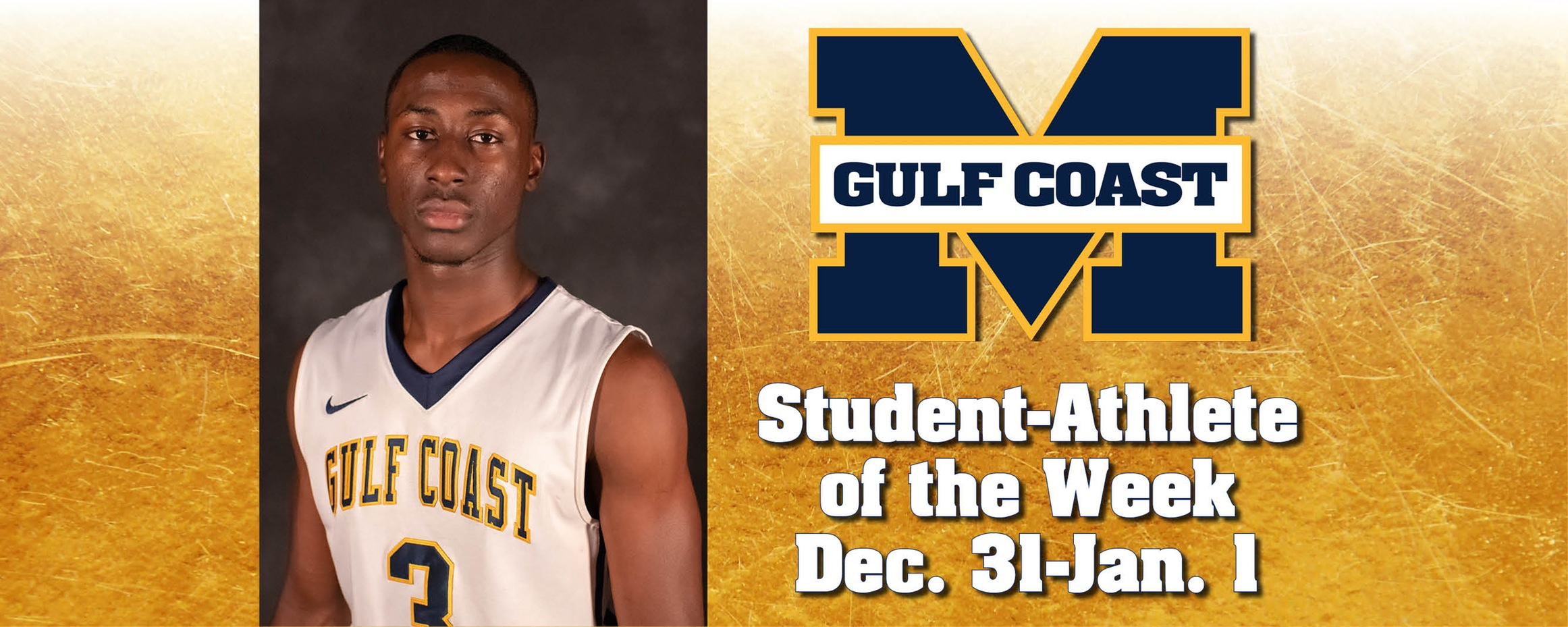 Logan named MGCCC Student-Athlete of the Week