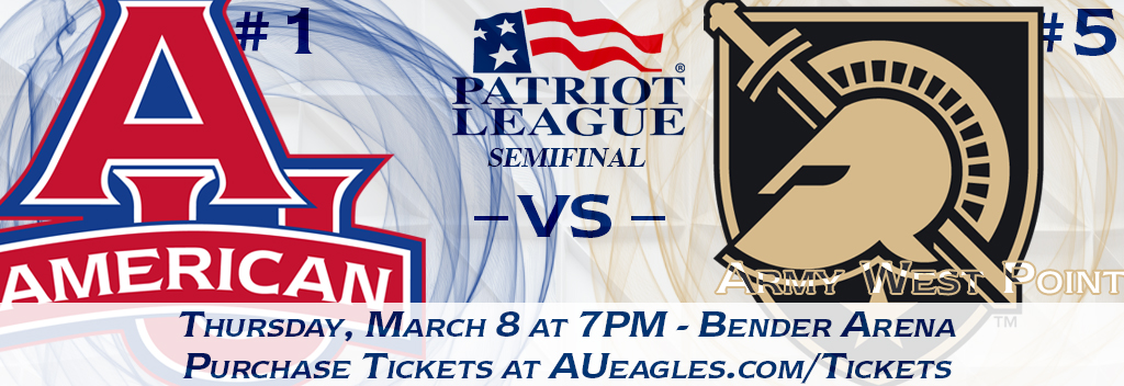 Patriot League Semifinal vs. No. 5 Army West Point Ticket Information