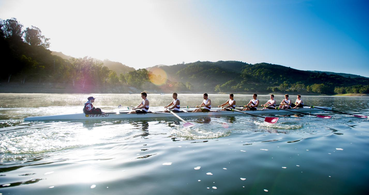 Eric Timken Gives us a Look at What it Takes to be a Rower