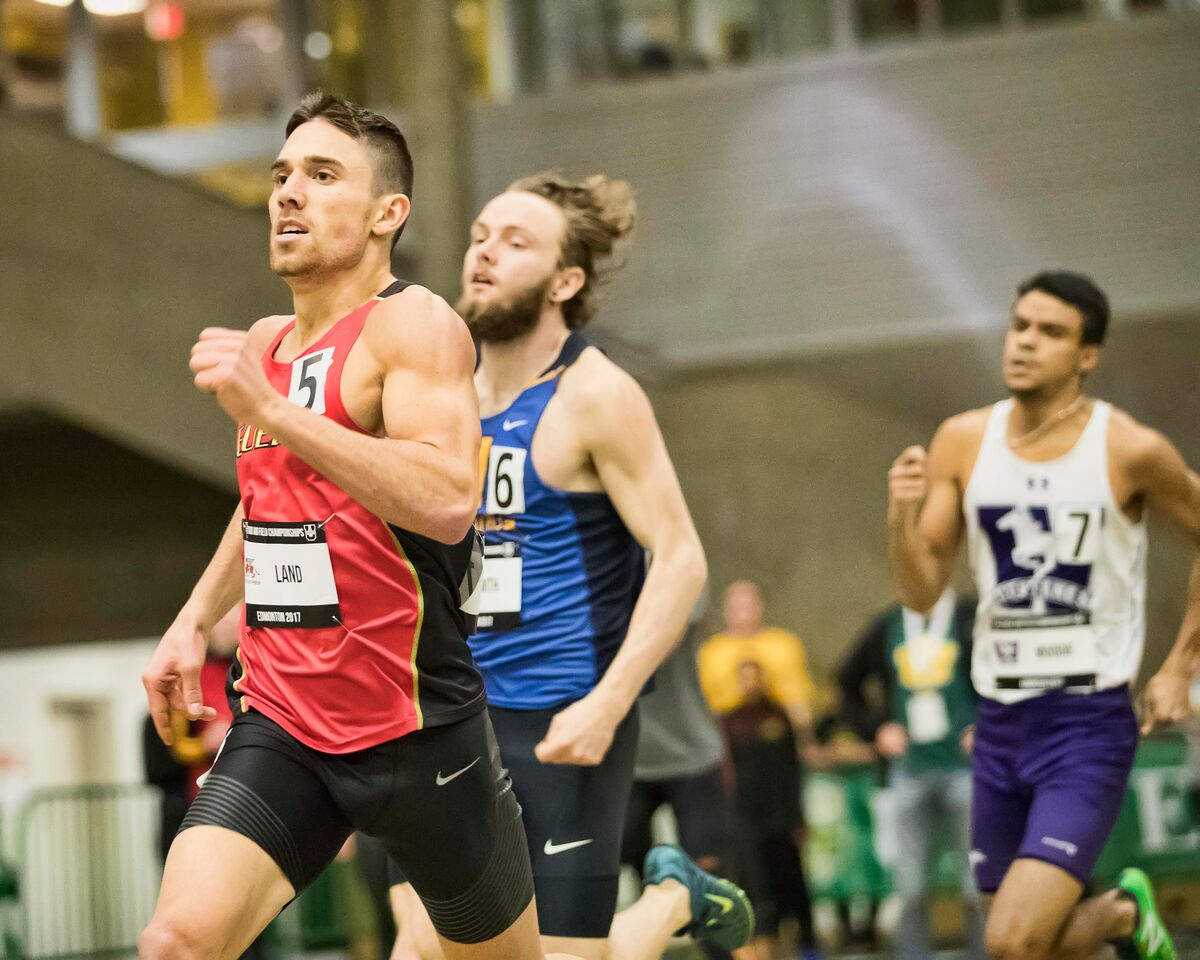2017 U SPORTS Champions Series: Gryphons' winning track culture a product of team confidence