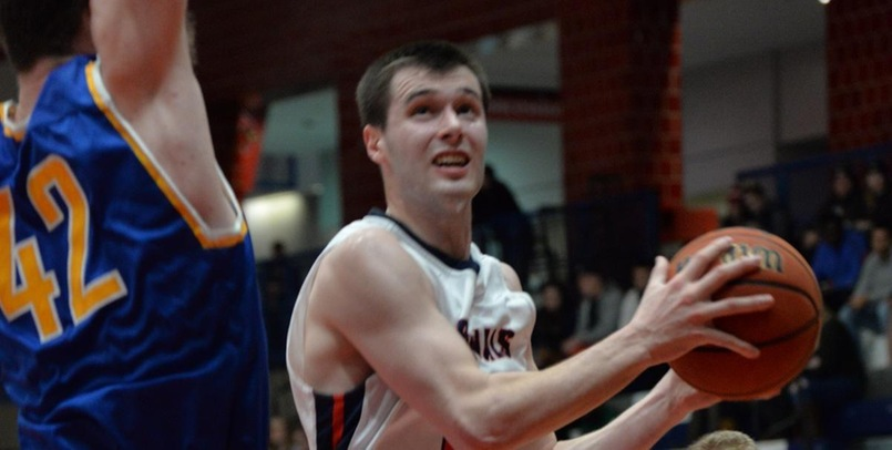 SVSU Men drop league matchup at Grand Valley, 81-66