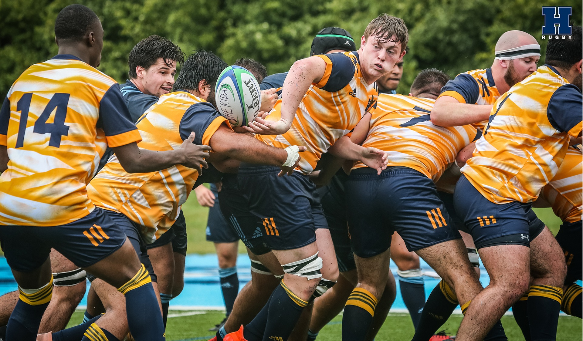 Men's Rugby Face Tough Test in OCAA Semifinal Match