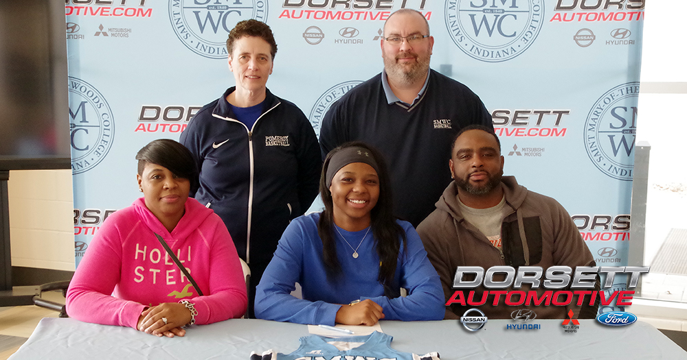 #PomeroyWBB Signs Denazhia Pulliam