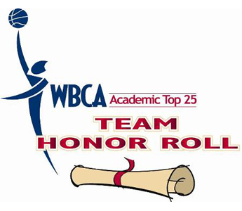 USciences Women's Basketball Team Named to WBCA Academic Top 25 Team Honor Roll