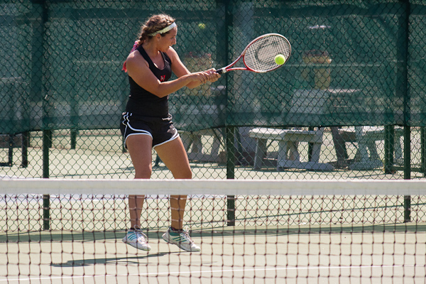 Huntingdon's Still and Thibodeau win doubles consolation finals