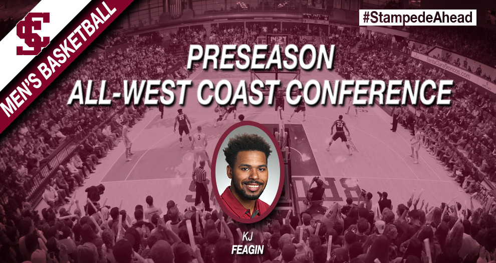Men's Basketball Senior Guard Earns Preseason All-Conference Honors