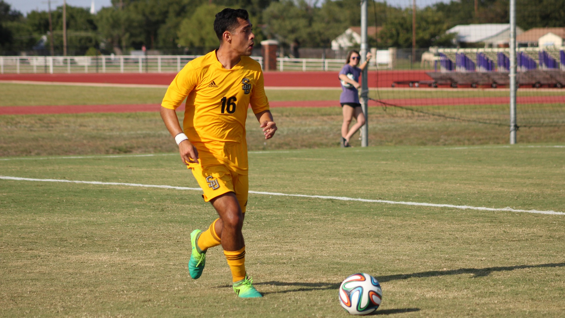 Men's soccer handed second straight loss