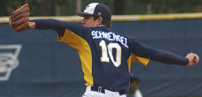 Schwendel Selected by the Texas Rangers in the MLB Draft