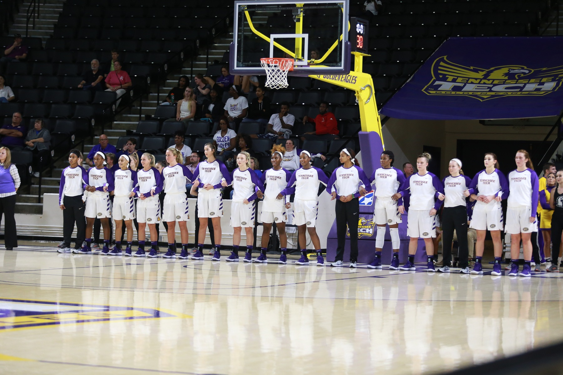 Tech women's basketball to hold first Education Day on Dec. 19 versus Winthrop