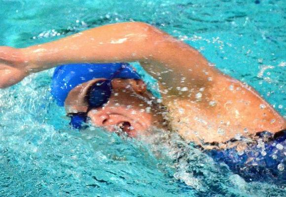 Women's Swimming Falls at Conn. College