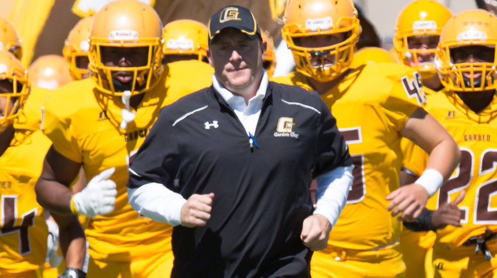 Sims tapped for NJCAA Football Coach of the Year Award