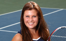 Cobra Spotlight- Sarah Elliott, Women's Tennis