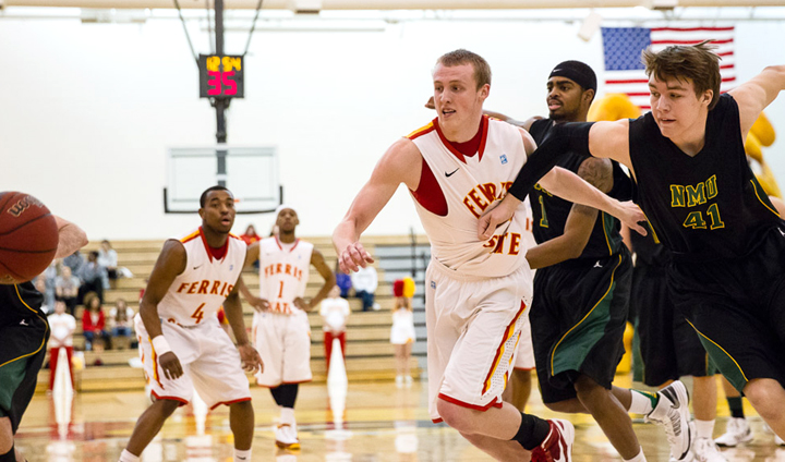 Ferris State Registers Fourth-Straight Victory At Wink Arena