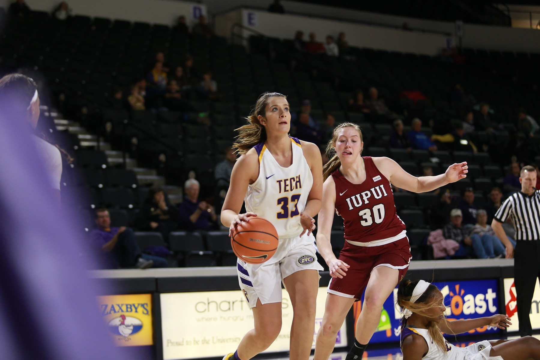 Turnovers hurt Tech in loss to IUPUI