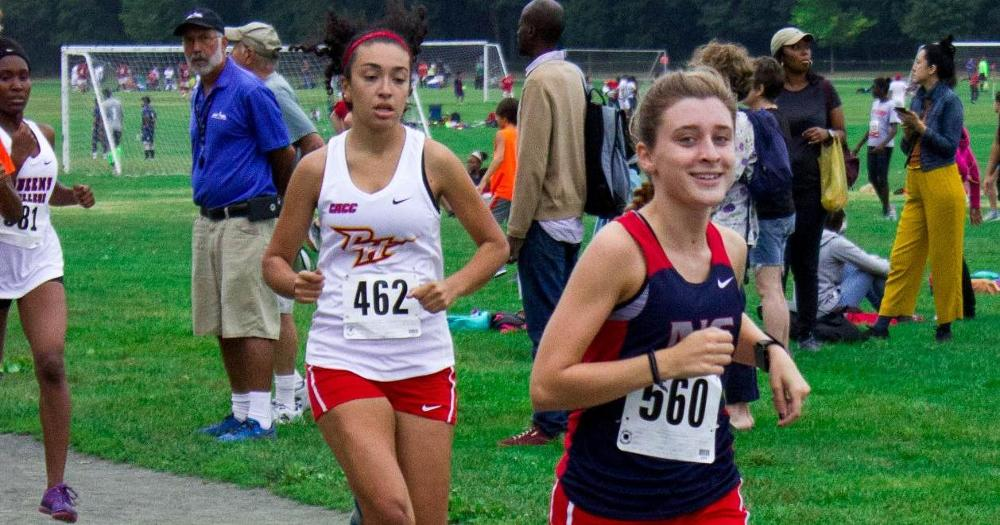 Nash finishes second at Queensborough CC Invitational