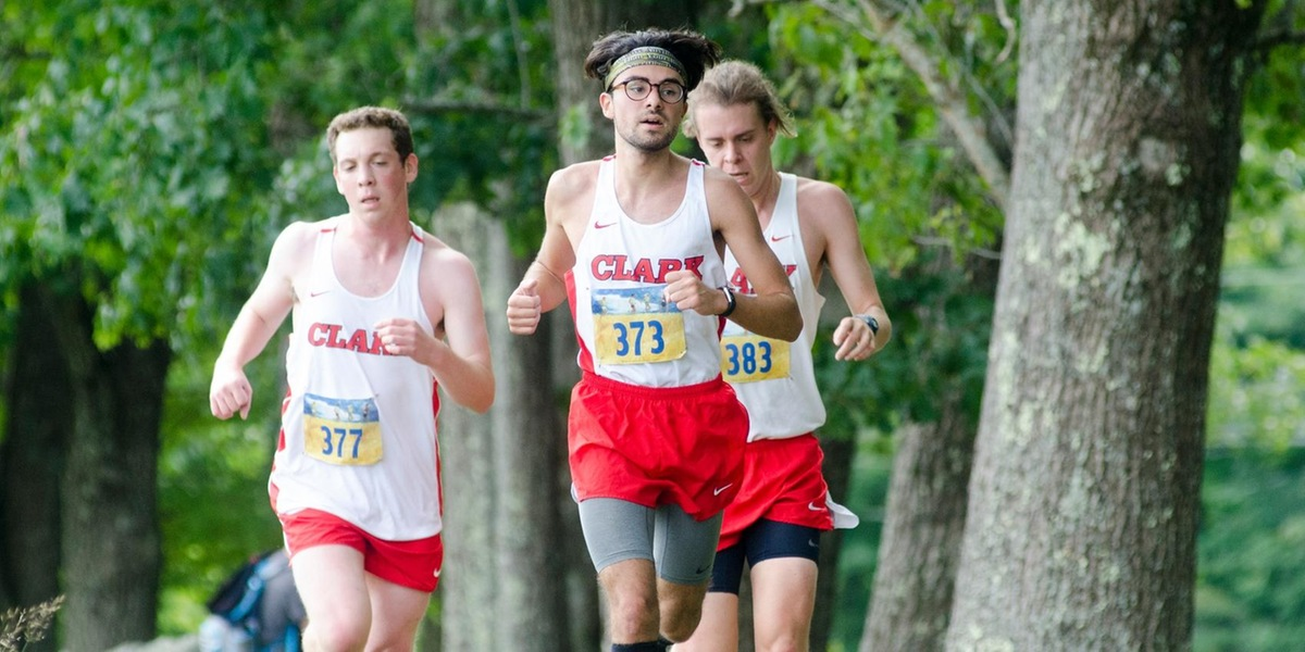 Men's Cross Country Finishes Fourth in First Meet of 2018