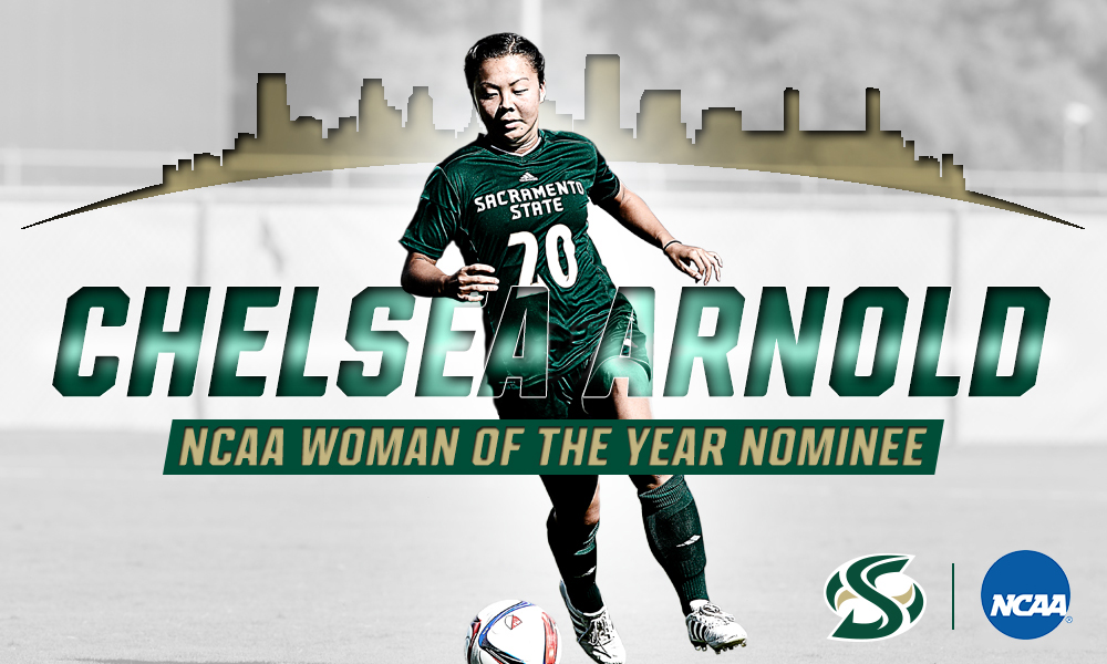 WOMEN'S SOCCER'S CHELSEA ARNOLD NOMINATED FOR NCAA WOMAN OF THE YEAR