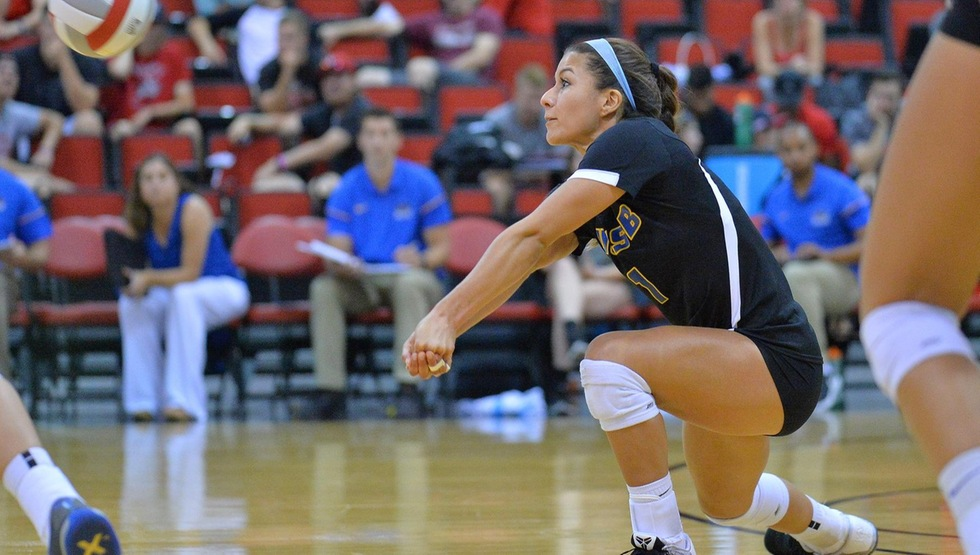 Women's Volley Continues Road Swing This Weekend at Utah State Tournament