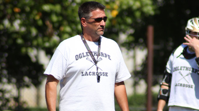 Oglethorpe Names Higgins Head Lacrosse Coach