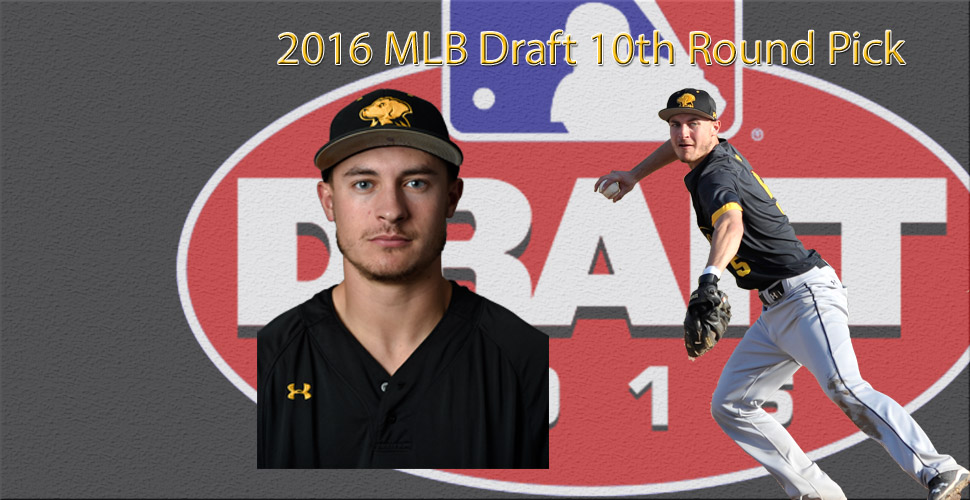 Kevin Lachance Picked in 10th Round of 2016 MLB Draft by the Los Angeles Dodgers