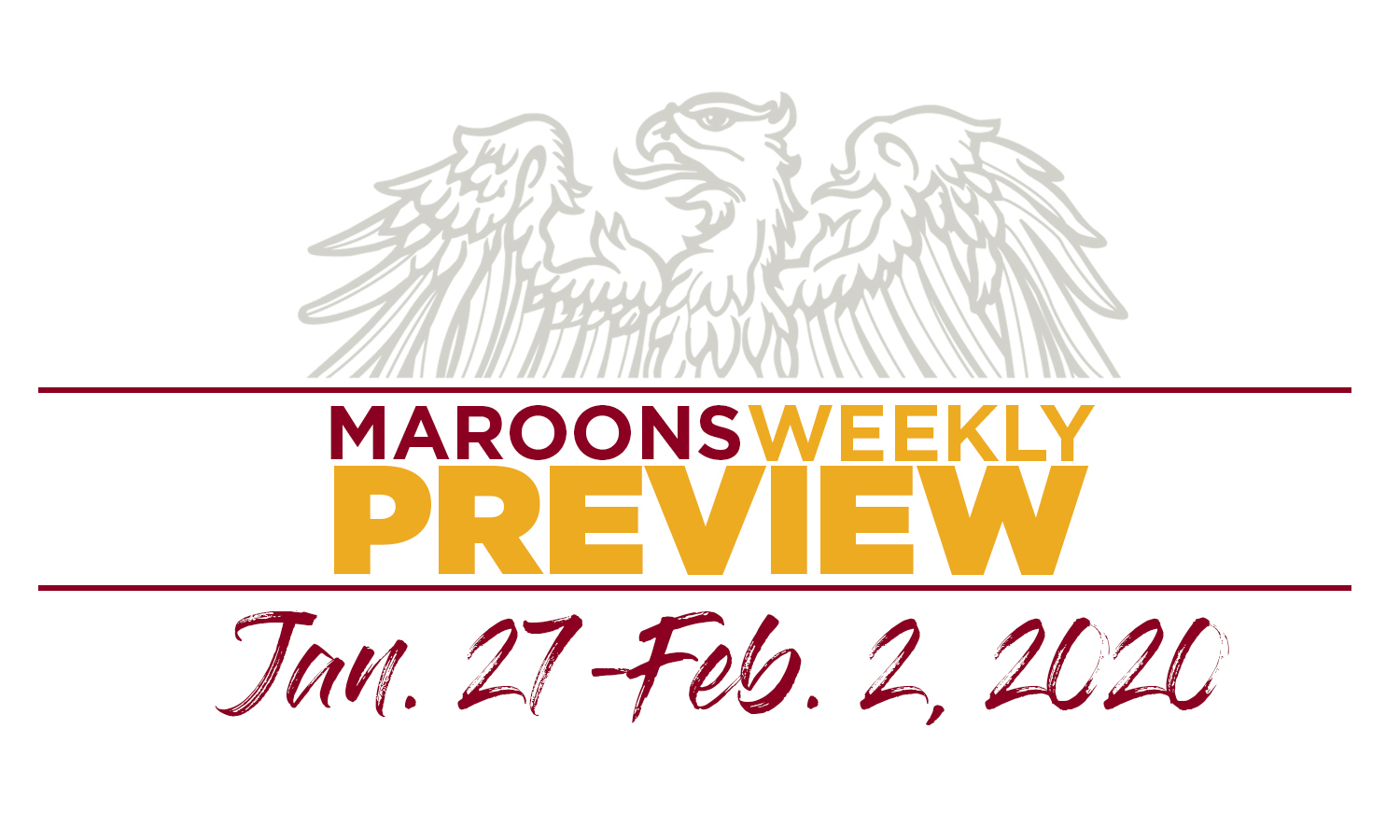 UChicago Athletics Preview: January 27-February 2