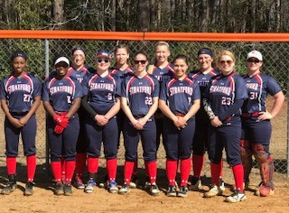Stratford Softball lady Cardinals defeated Richard Bland in a thriller!!