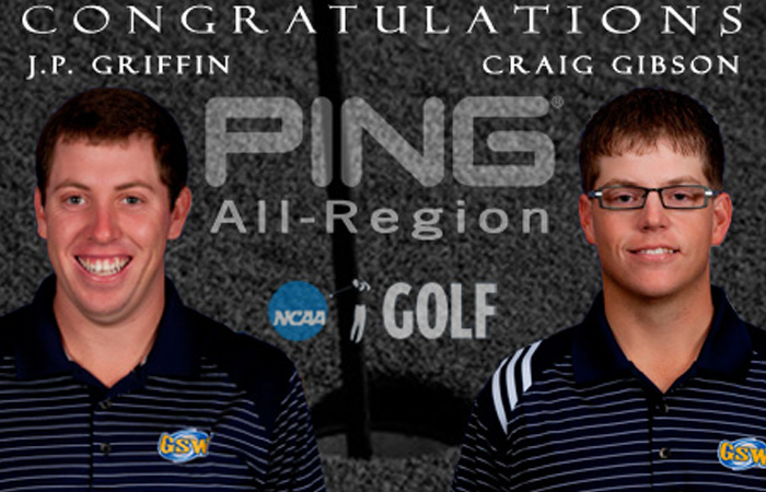 Griffin and Gibson Named All-Southeast