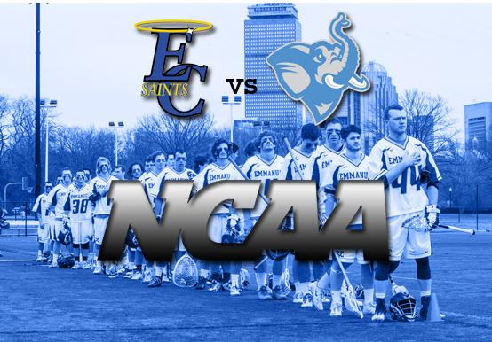 MEN'S LACROSSE TO PLAY AT TUFTS IN 1ST ROUND NCAA GAME