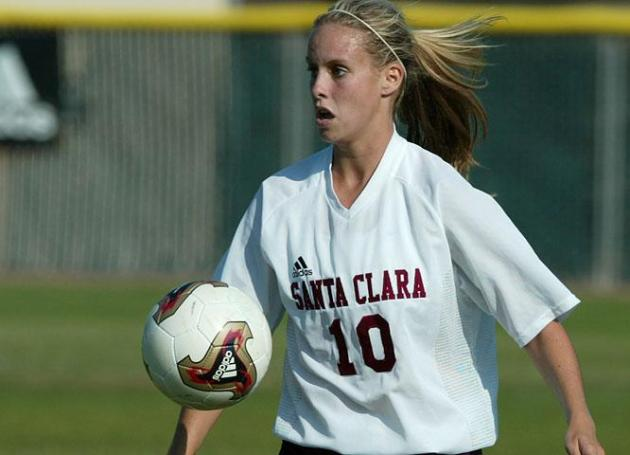 10 Years Later: Remembering The 2001 Santa Clara Women's Soccer National Championship with Leslie Osborne