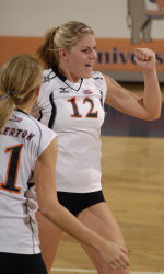 Titans Drop Four-Game Set to UC Irvine