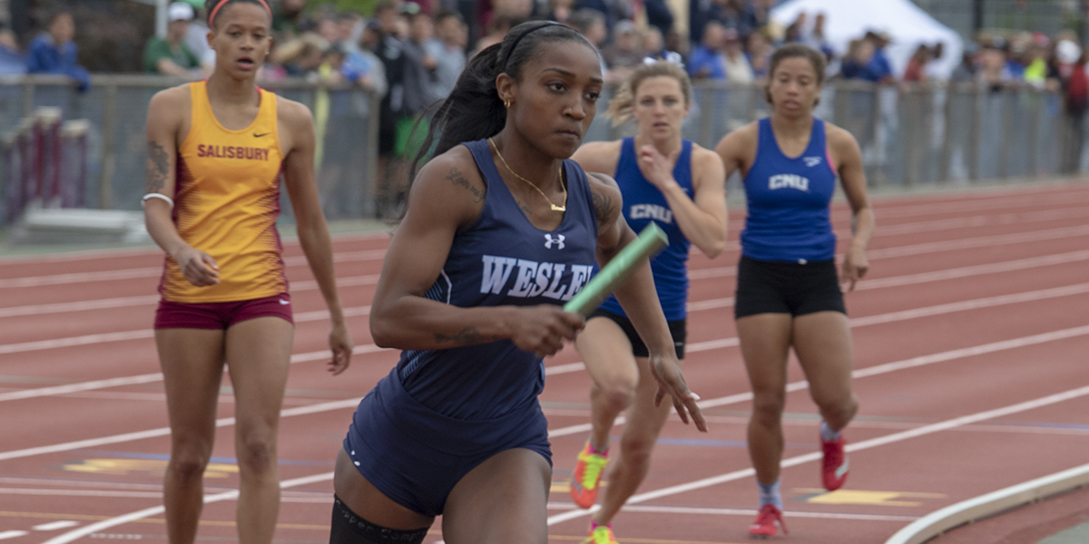 Track and Field runs at Swarthmore