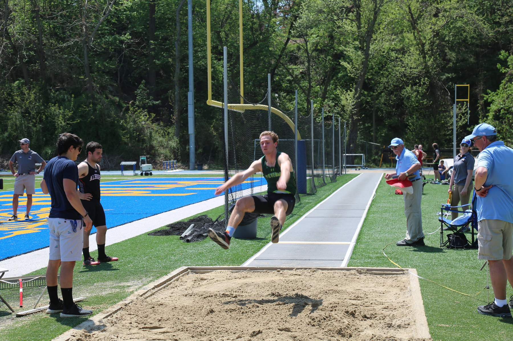 Case Wins Decathlon, Sets School Record on Day Two of MAC Championships
