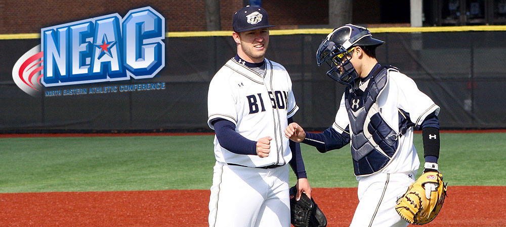 GU baseball ranked seventh in NEAC coaches preseason poll
