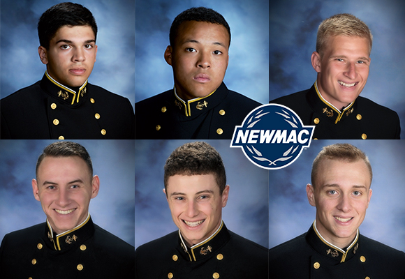 Bears Place Six on NEWMAC Academic All-Conference Team