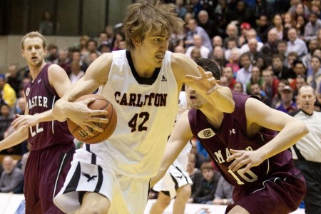 2013 CIS men's basketball championship: Record-seeking Carleton seeded No. 1, Acadia earns wildcard
