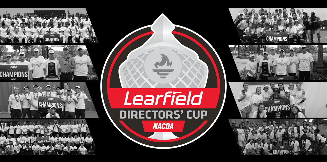Trinity Leads Five SCAC Members Ranked in Final Learfield Sports Directors' Cup Standings