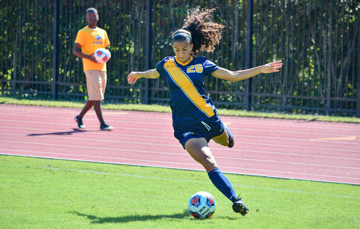 Emory Women's Soccer Routs Birmingham-Southern, 5-0
