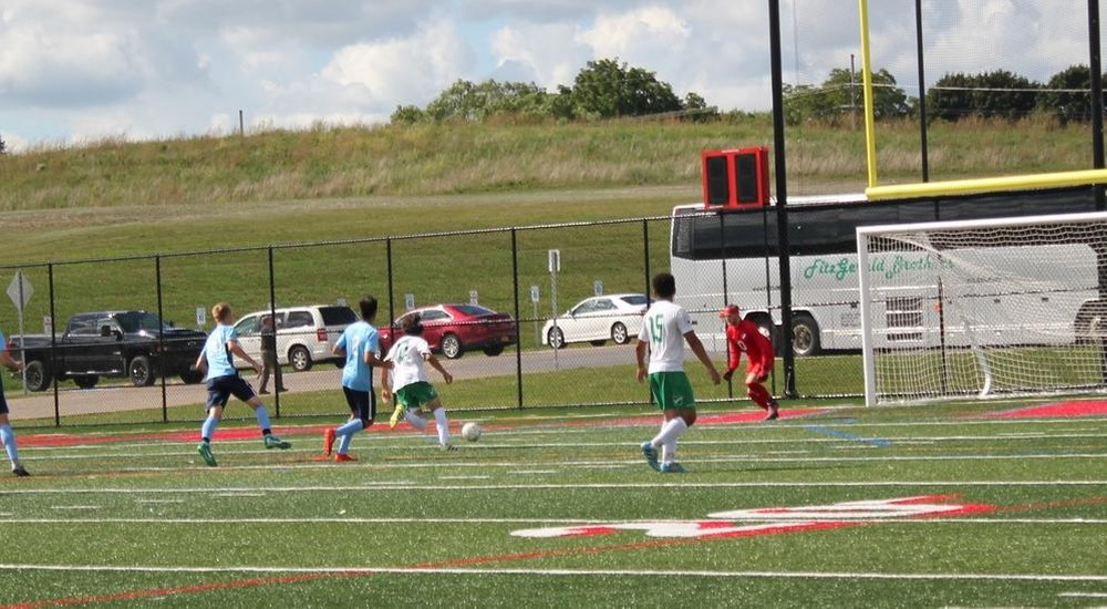 Men's Soccer Shuts Out Jefferson