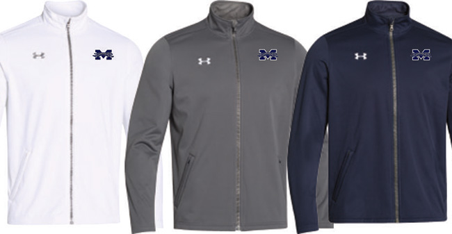 Moravian Opens Online Team Store for Under Armour Apparel